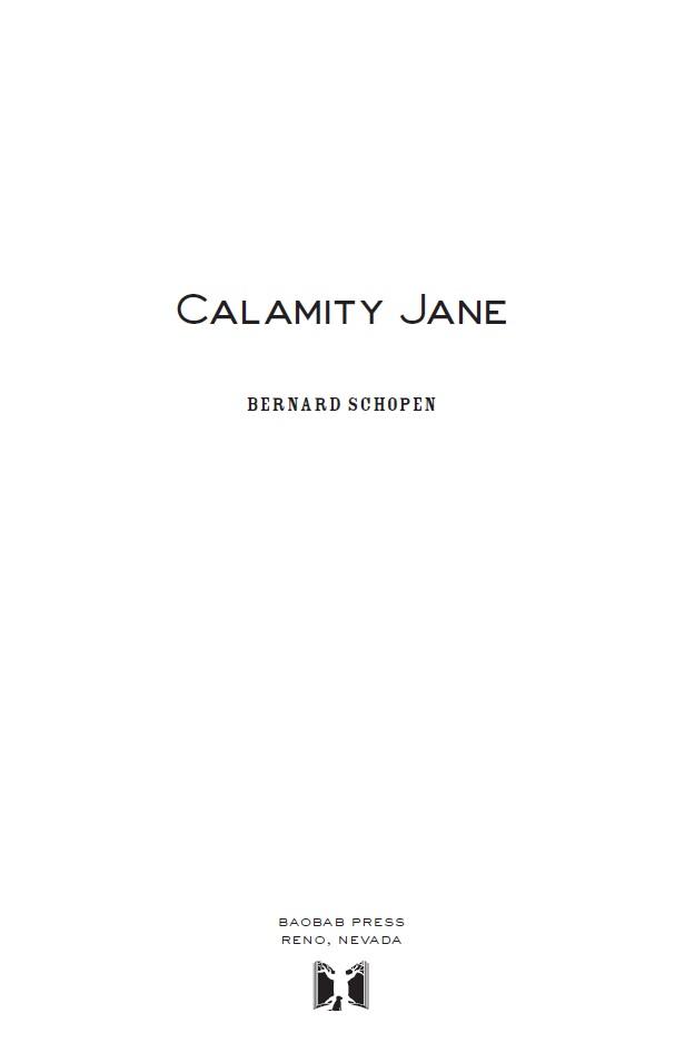 Calamity Jane - Baobab Press