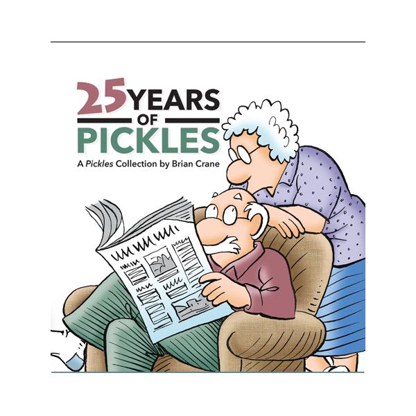 25 years of pickles baobab press
