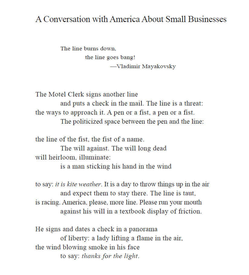 Line Study of a Motel Clerk - Baobab Press